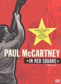 Cover Paul McCartney - In Red Square - A Concert Film [DVD]